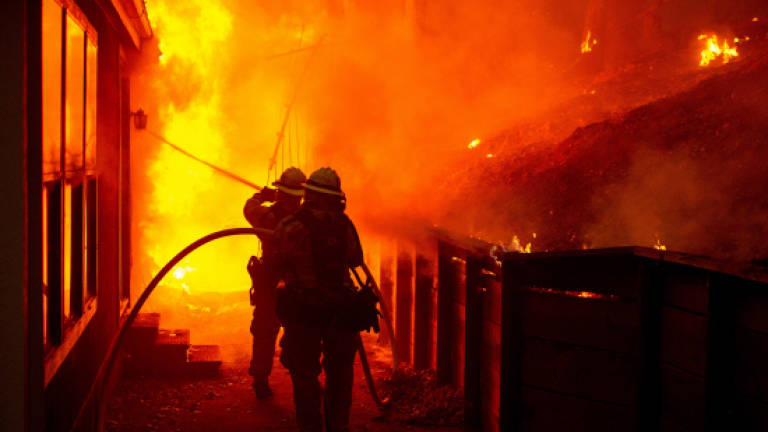 Fire destroys 86 squatter houses in Tawau