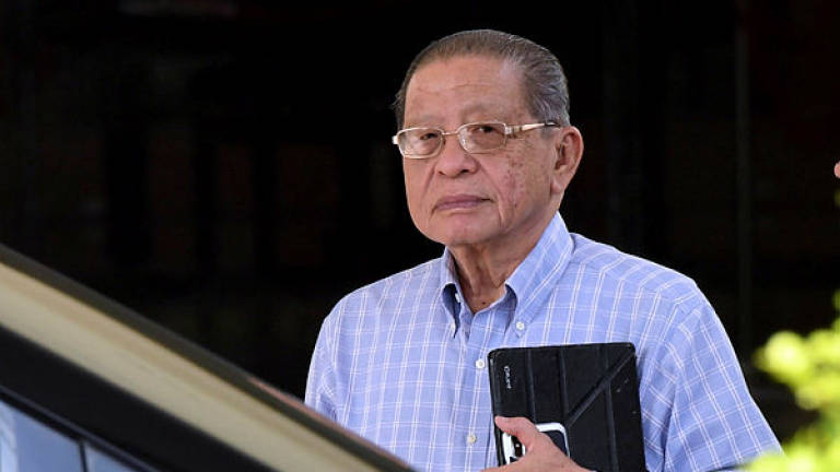 Rome Statute withdrawal a regressive move: Lim Kit Siang