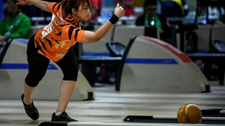 Siti Safiyah clinches maiden silver in SEA Games masters event