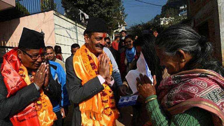 Battle for hearts, minds and ears in Nepal election