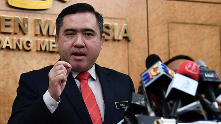 No downsizing of ECRL project scope: Anthony Loke