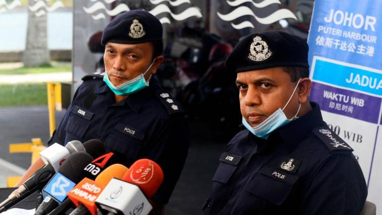 36 from Sulawesi tabligh event return via Johor: Police