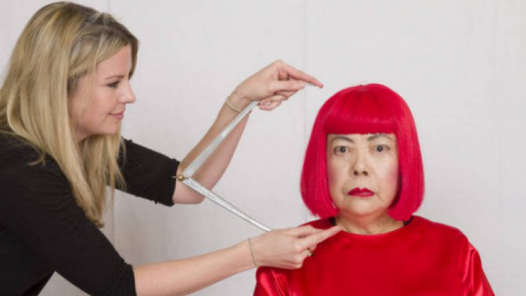 Yayoi Kusama gets a themed zone at Madame Tussauds Hong Kong