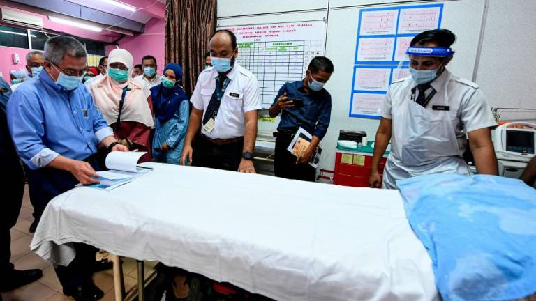 RM2m haemodialysis centre to be built in Chini