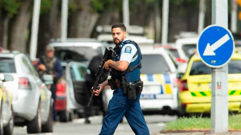 New Zealand mosque shooter pleads guilty to all charges