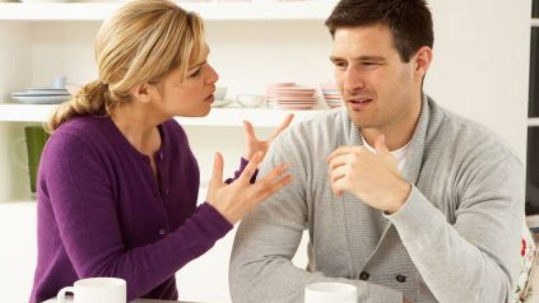 Low blood sugar bad for marital bliss
