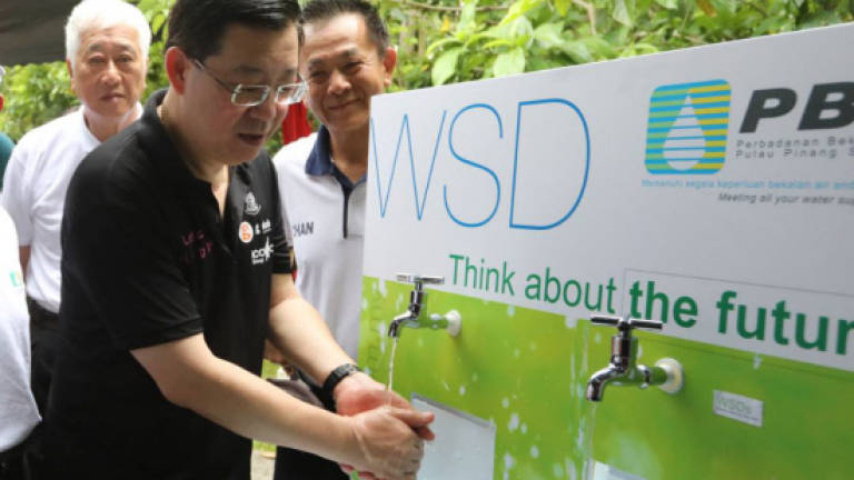 Penang to raise water conservation surcharge to lower domestic water consumption