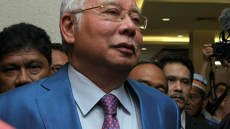 SRC trial: Prosecution applies to impeach Najib