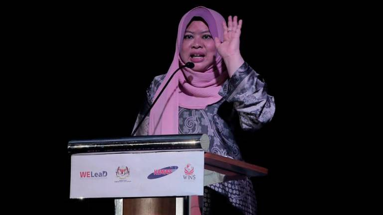 Proposal to raise monthly aid timely - Rina Harun