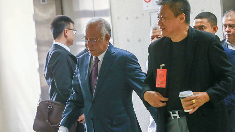 Federal Court to hear Najib's appeal to disqualify Sri Ram on Aug 7
