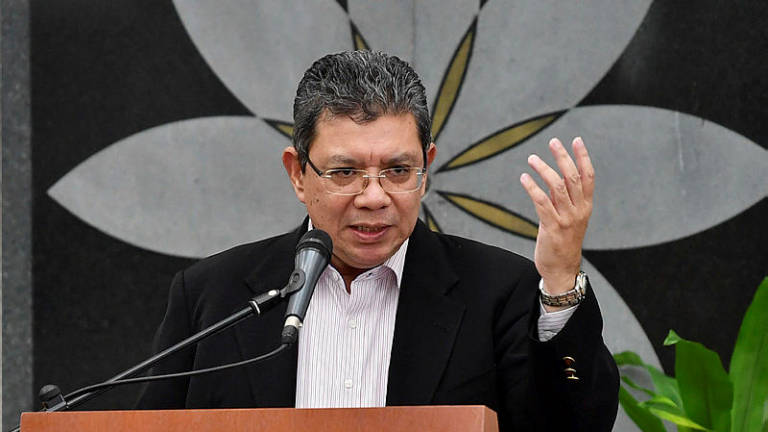 ECRL decision timely, ahead of PM's visit to China: Saifuddin
