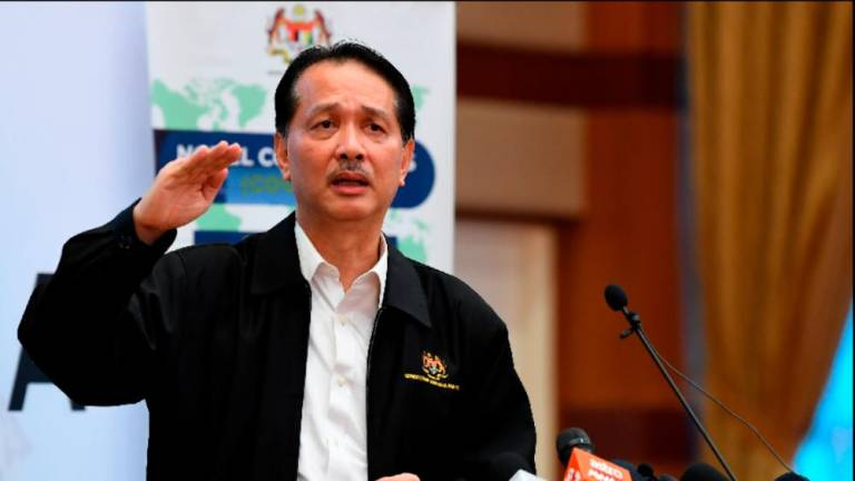 Gov't to gazette use of 'MySejahtera' app under Act 342: Health DG