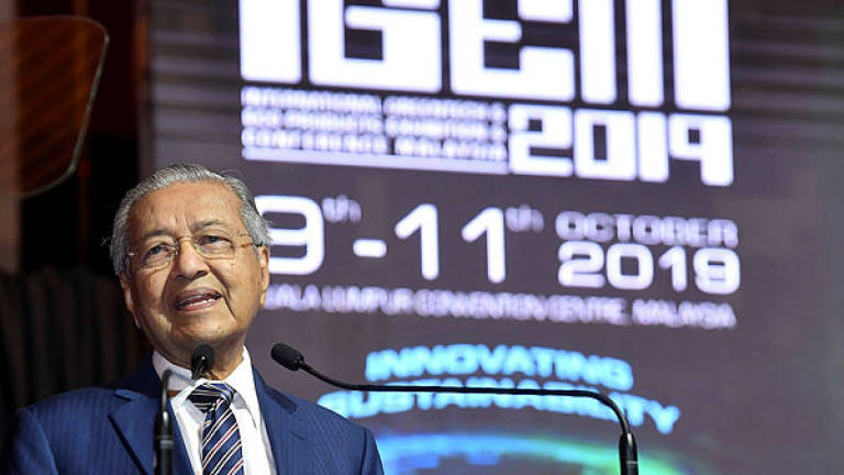 Council on Climate Change Action to be set up: Mahathir