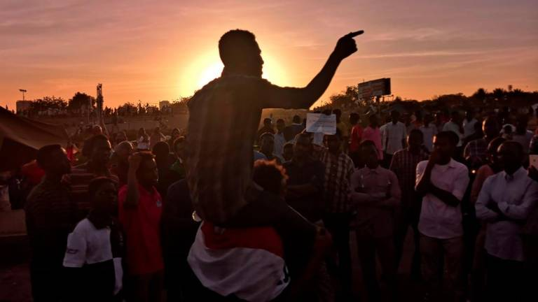 Sheep slaughtered as Sudan protesters celebrate Bashir ouster