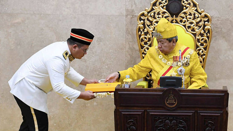 Selangor Sultan: Act sternly against those dumping toxic waste in rivers