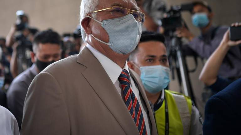 Court rules Najib had private interest to use SRC for his benefit