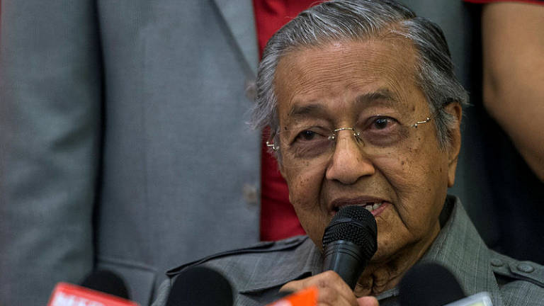 Mahathir launches National Community Policy