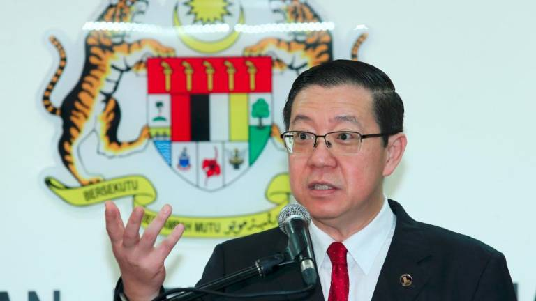 Guan Eng urges party members not to give a platform to Najib