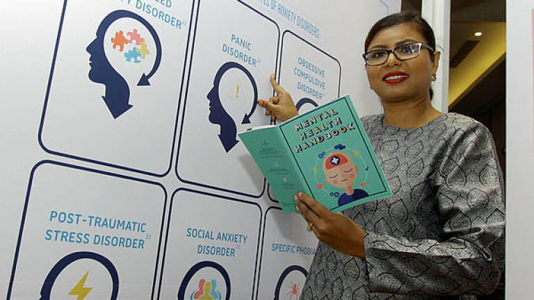 Ministry of Health launches mental health guidebook