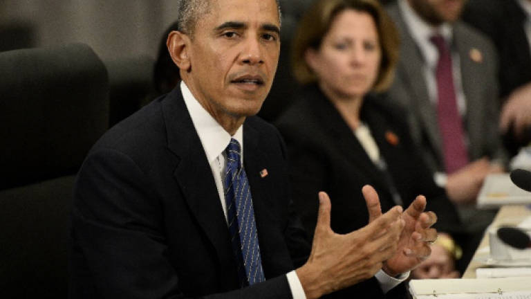 Obama warns IS 'madmen' would gladly use nukes