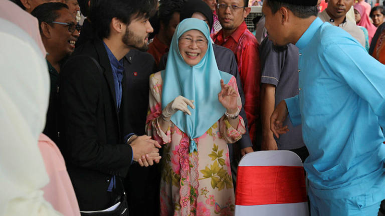 Wan Azizah: M'sia yet to receive extradition request for Zakir Naik