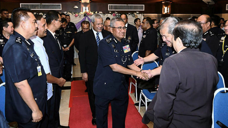 Police on high alert after NZ mosque attack: IGP (Updated)