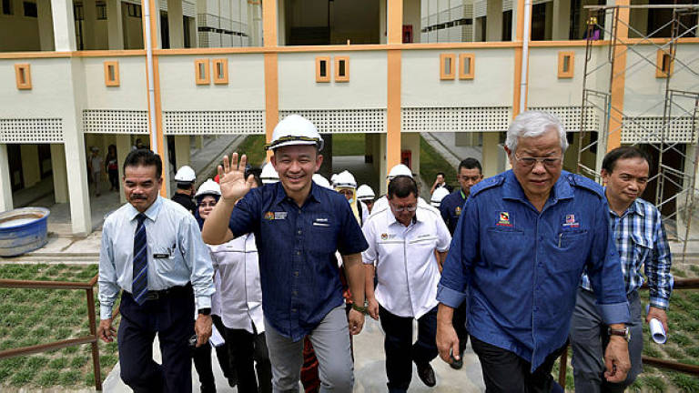 19 problematic school projects identified in Sarawak: Maszlee