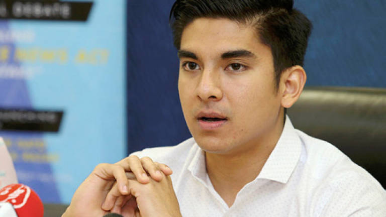 Armada will reject ICERD if constitutional rights affected: Syed Saddiq