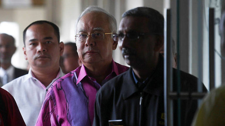 Najib appeals High Court's dismissal of his bid to disqualify Sri Ram
