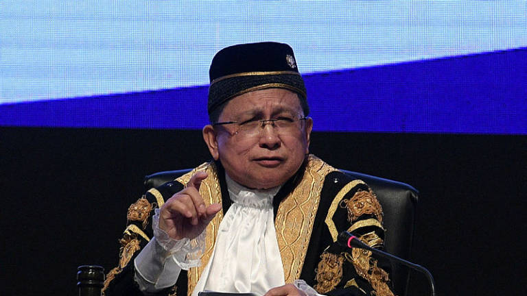 DOJ training not due to high profile cases: CJ