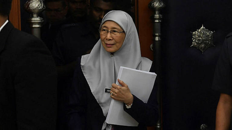 Avoid unregistered treatment, medicines for arthritis: Wan Azizah