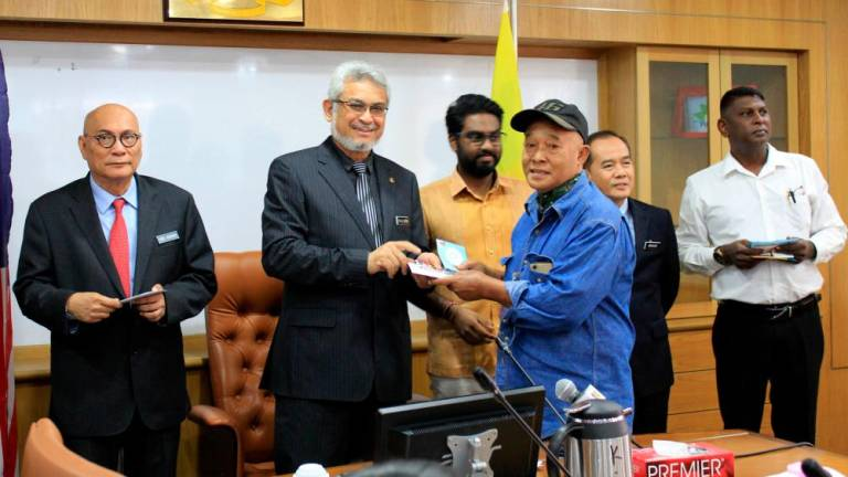 RM30m allocation to re-build Sentul Market: Khalid Samad