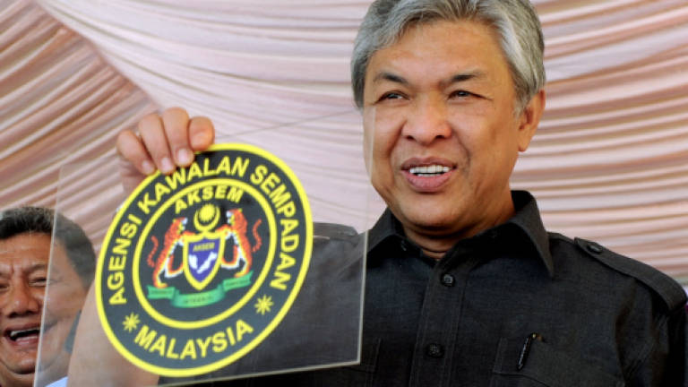 Parliament passes Malaysia Border Control Agency Bill