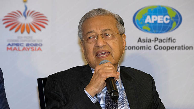 Tun M: All must benefit from growth
