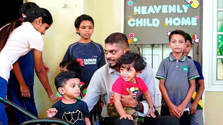 Providing safe haven for disadvantaged children