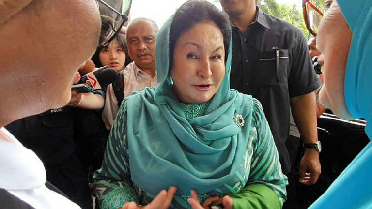 Rosmah leaves courtroom after prosecution questions her presence in Najib's trial