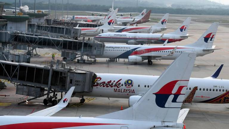 Situation at KLIA improves, queues manageable