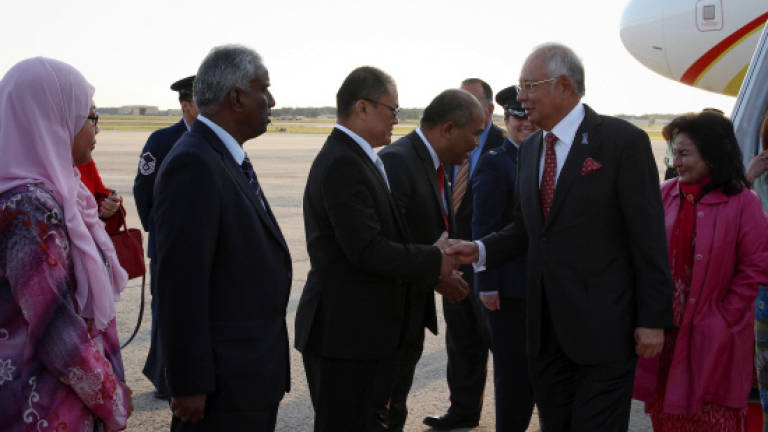 Malaysia, US stand shoulder to shoulder to eliminate terror group