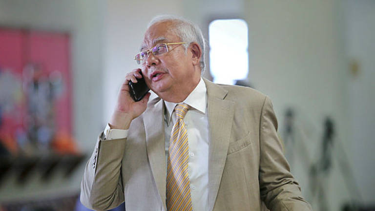 Najib wanted to open accounts to receive Saudi donation: Witness