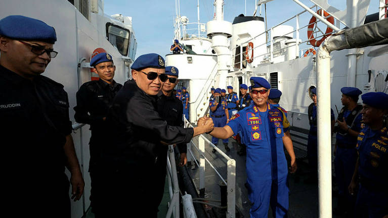Malaysia, Indonesia to intensify maritime cooperation ahead of Raya