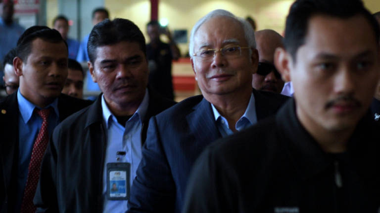 Najib faces 21 new charges
