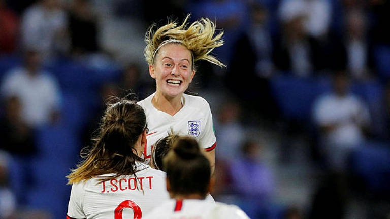Destiny England Eye World Cup Final With Holders Usa In Their Path