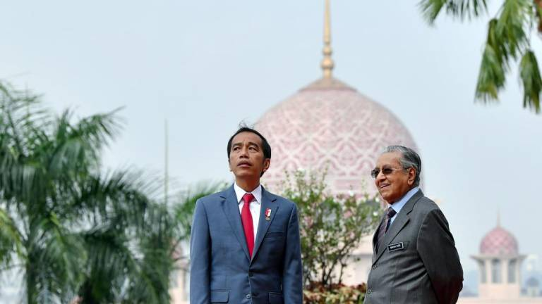 Jokowi concludes visit to Malaysia