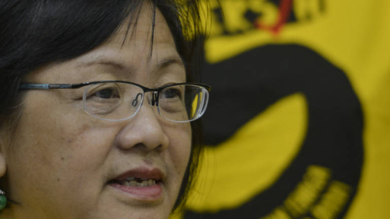 We won our independence on the streets, says Bersih Chairman