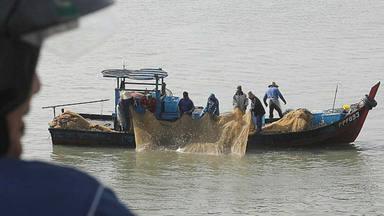 Penang-based fishermen against efforts to train them for other jobs