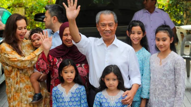Muhyiddin Rises From The Ashes