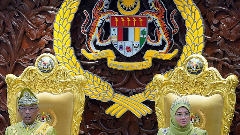 Agong, Permaisuri to witness enthronement of Japan's new emperor