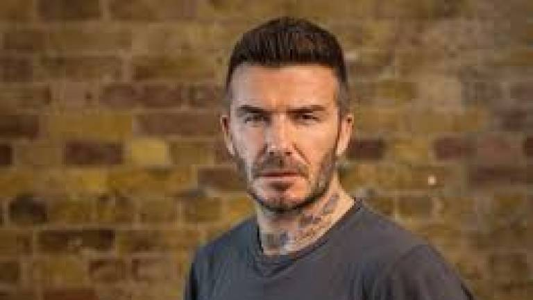 (Video) Beckham 'speaks' nine languages in call to end malaria