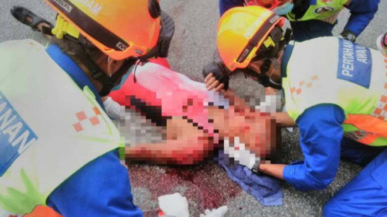 Ex-AirAsia X and iFlix CEO hit by a car while cycling