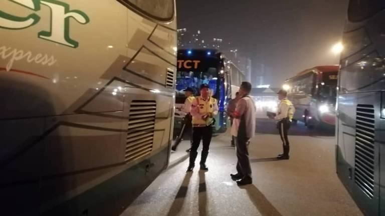 169 summonses issued to commercial vehicles on PLUS expressway